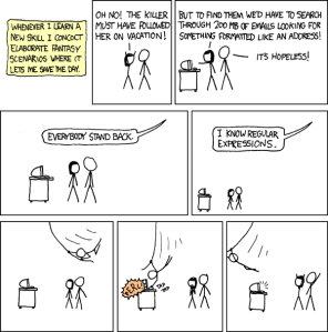 Courtesy from xkcd.com